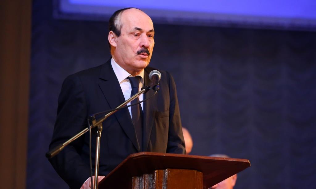 Рамазан Абдулатипов: «Судебная власть – это совесть всей государственной власти»