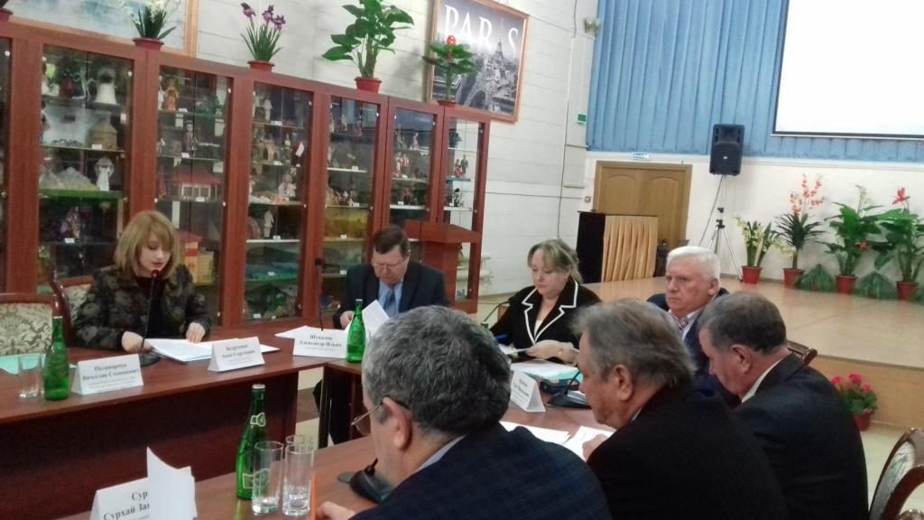 Заседание Координационного совета по Северному региону РД.