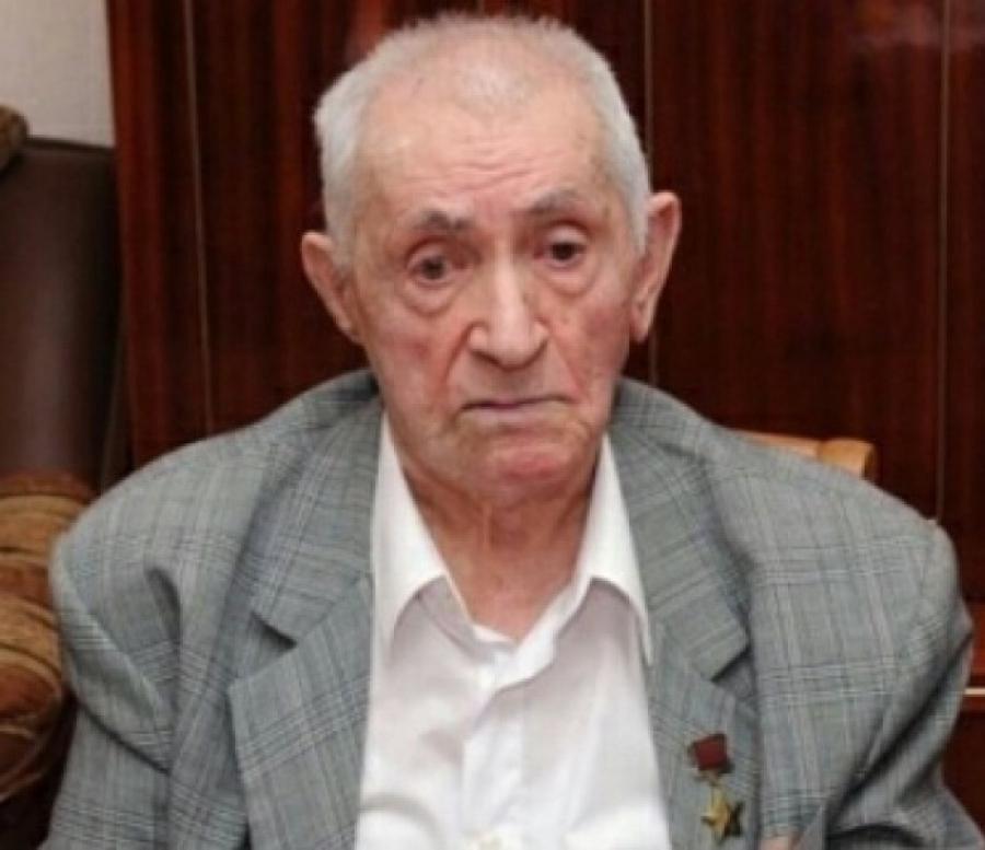Герой России Магомед Гамзатов скончался на 98-м году жизни
