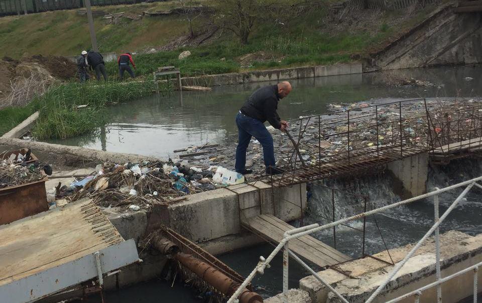 Салих Сагидов: «Сброс канализационных отходов в районе пляжа «Березка» будет приостановлен»