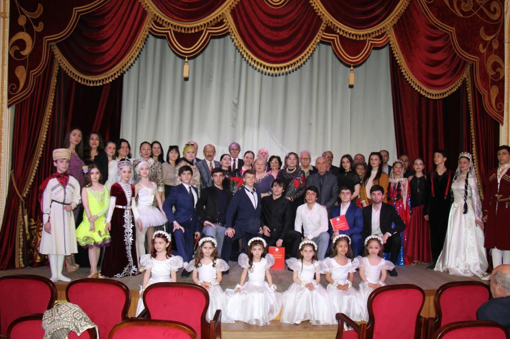 День танца отметили в Театре поэзии