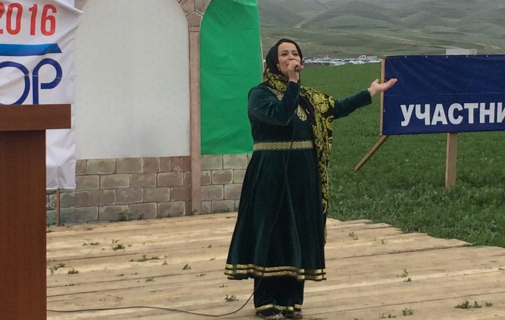 В Левашинском районе состоялся традиционный фестиваль «Голос гор»
