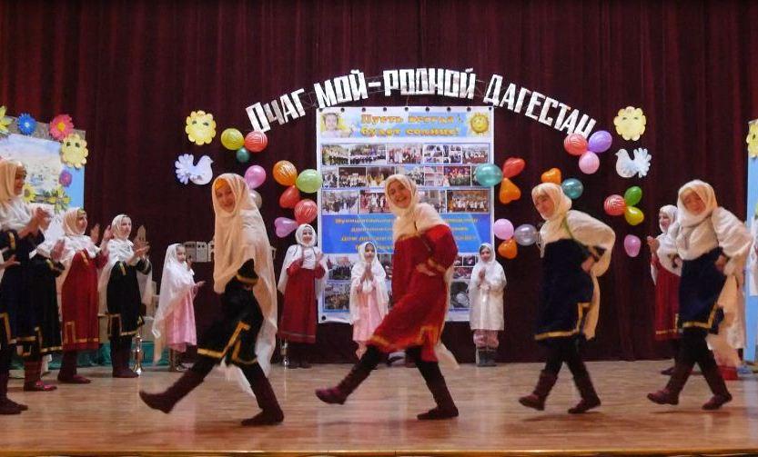Муниципальный этап конкурса «Очаг мой – родной Дагестан» прошёл в Акушинском районе