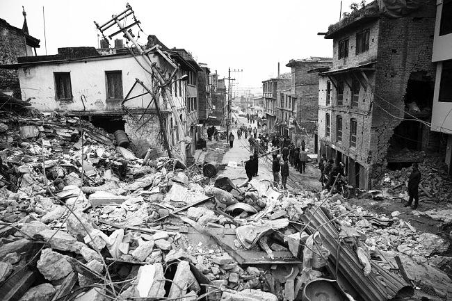 Будем ждать землетрясения?