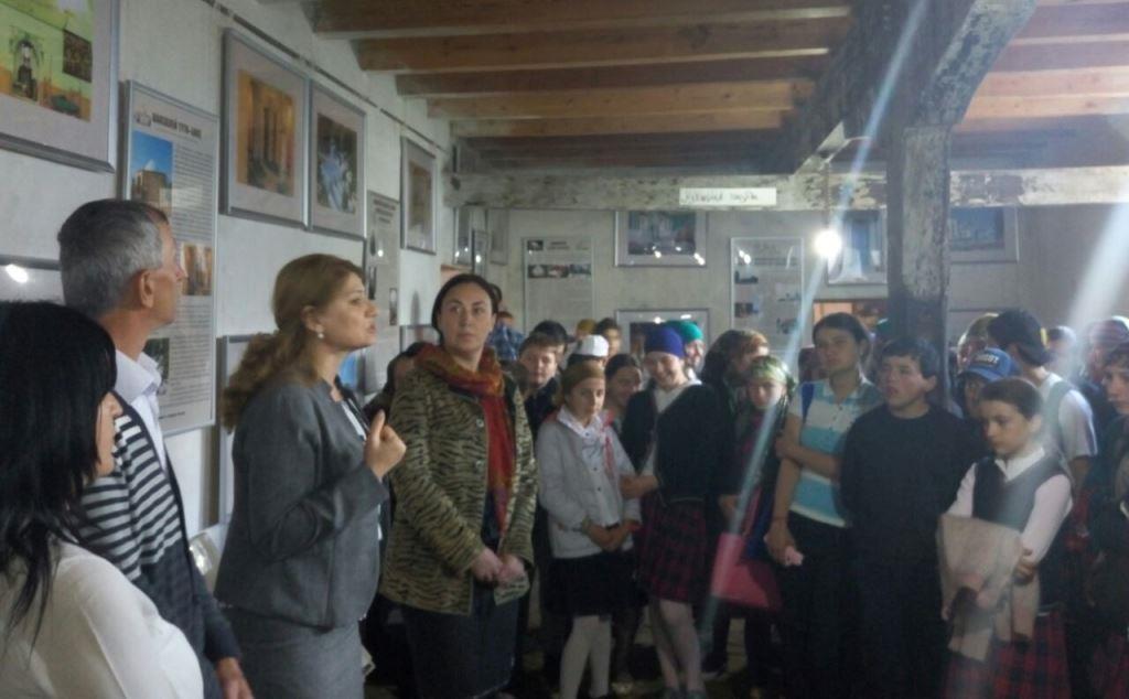 Выставка «Дом Бога. Места Силы» в Хунзахском районе