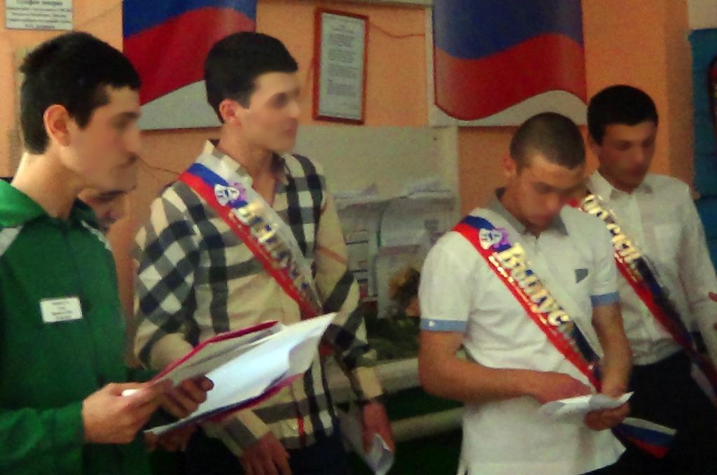 В исправительных учреждениях УФСИН России по Республике Дагестан прозвенел «Последний звонок»