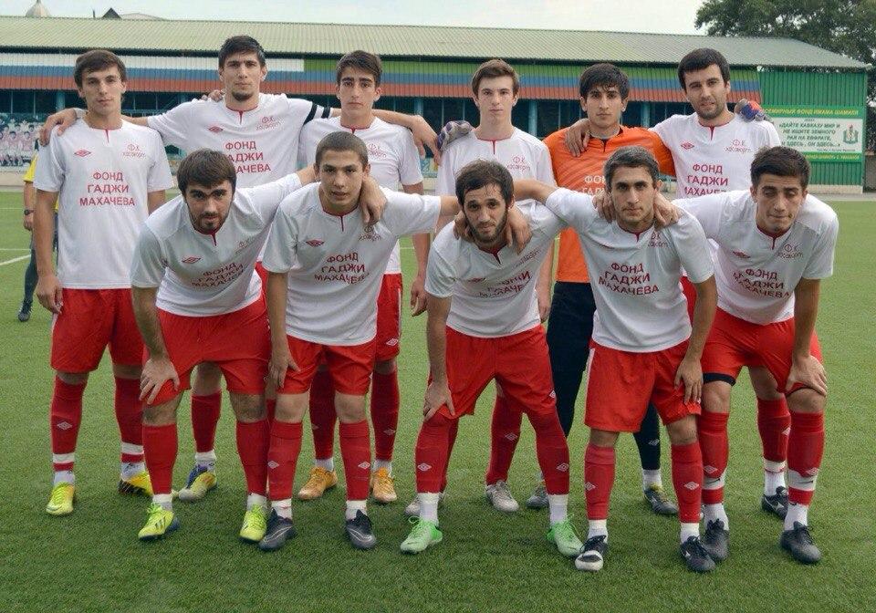 Завершился 6-й тур чемпионата Дагестана по футболу