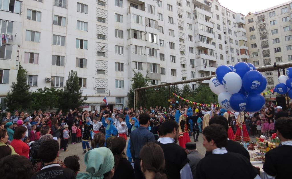 Международный день соседей отпраздновали в Дагестане