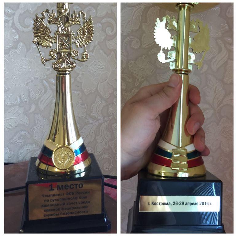 Вернулись в Дагестан с победой