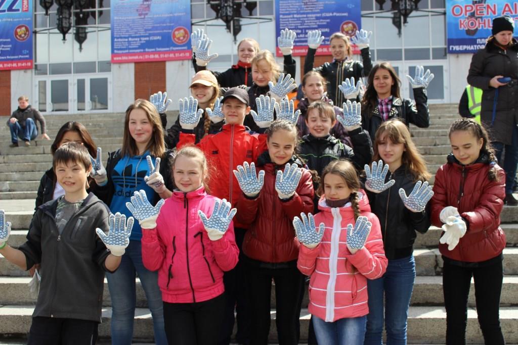Всероссийская акция «Вода России» стартовала 1 июня – в Международный день защиты детей