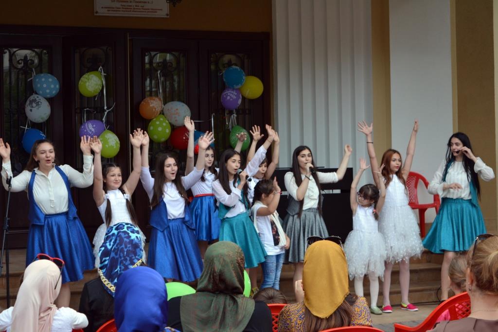 «Счастье беззаботное мое…» - День защиты детей в Театре поэзии