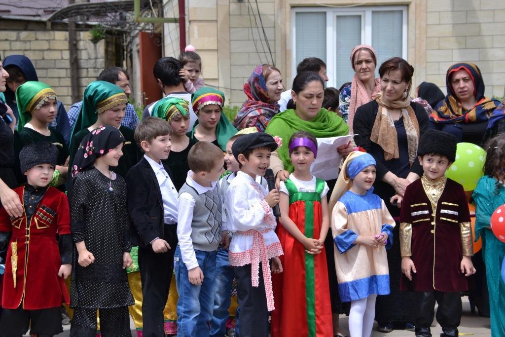 В Акушинском районе отметили Международный день защиты детей