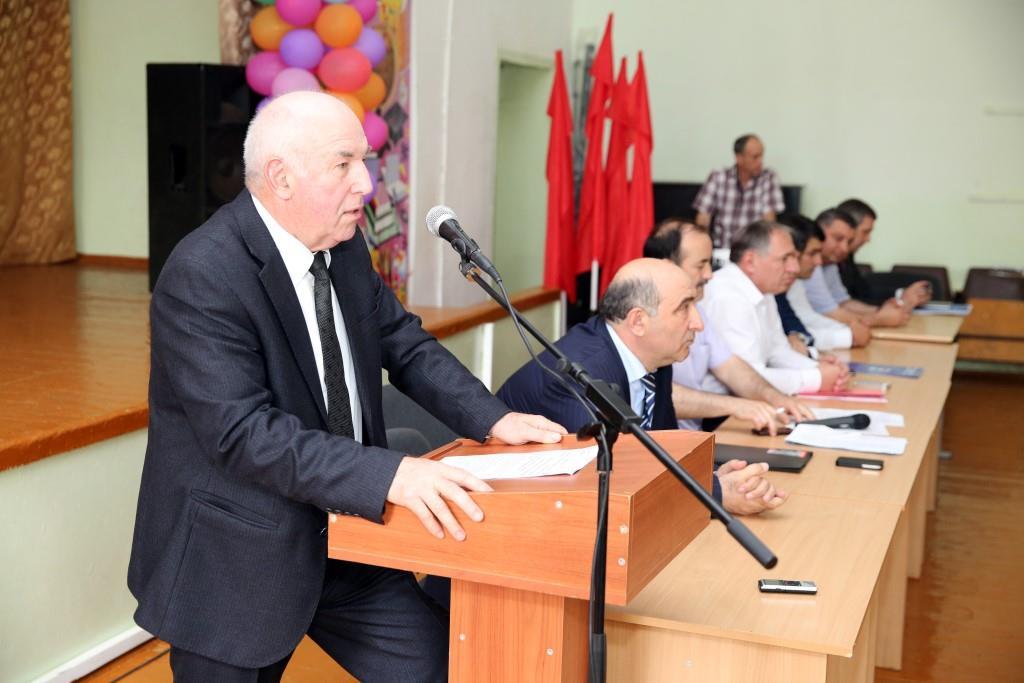 «Единая Россия» выбирает кандидатов для выдвижения в депутаты НС РД