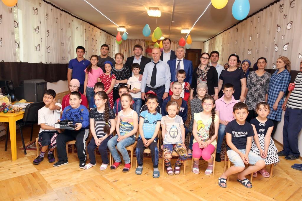 Депутаты МГС посетили Реабилитационный центр для детей и подростков с ограниченными возможностями