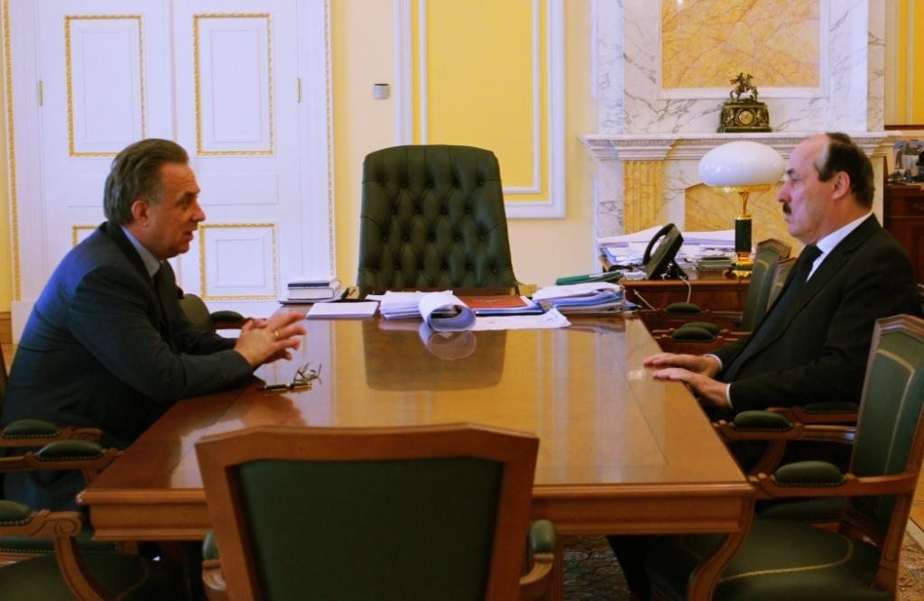 Рамазан Абдулатипов: «Главное – это интересы и престиж страны на Олимпийских играх»