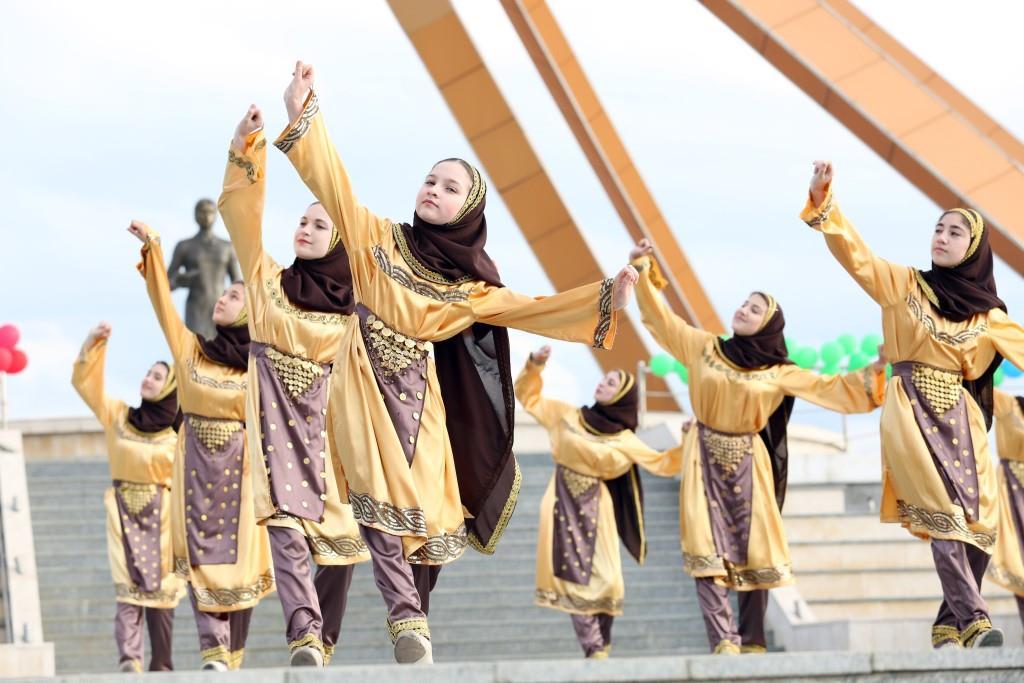 Фестиваль «Сто лиц столицы» стартовал в Махачкале