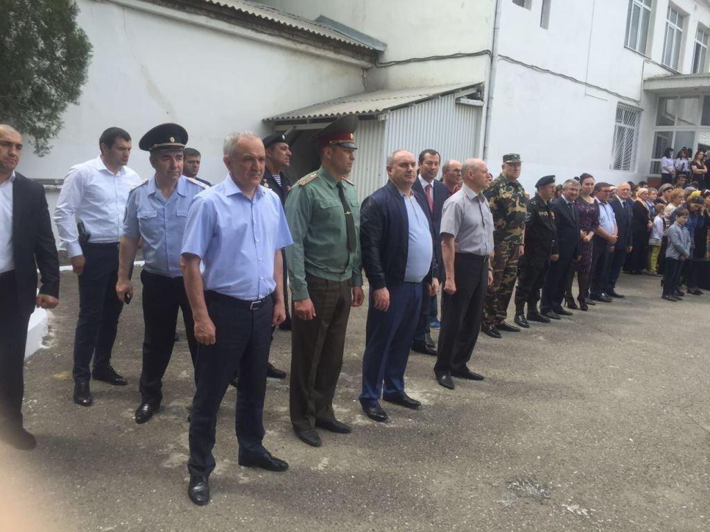 Махачкалинский ОМОН 25 лет на страже безопасности и спокойствия жителей Дагестана