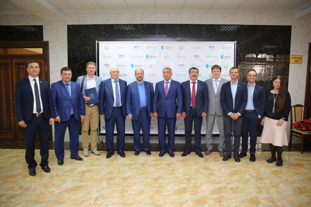В ДГТУ состоялось заседание оргкомитета  по подготовке и проведению РИФ.Кавказ 2016