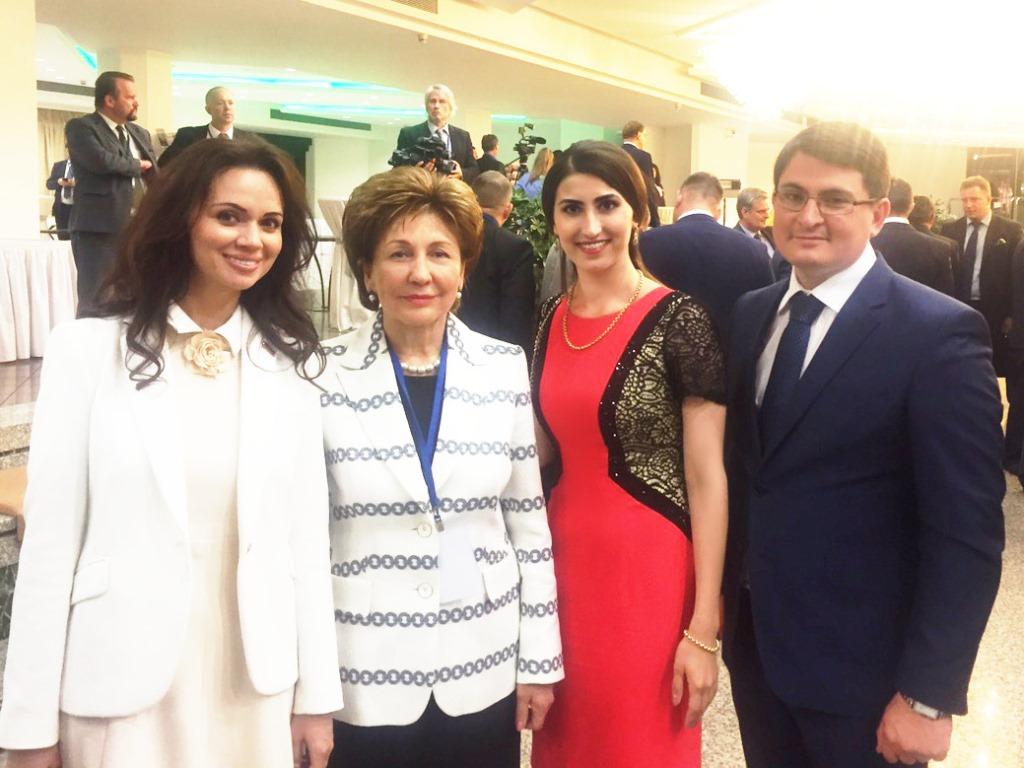 Председатель Регионального  совета сторонников «Единой России» Загра Магомедова приняла участие в III Форуме регионов Беларуси и России