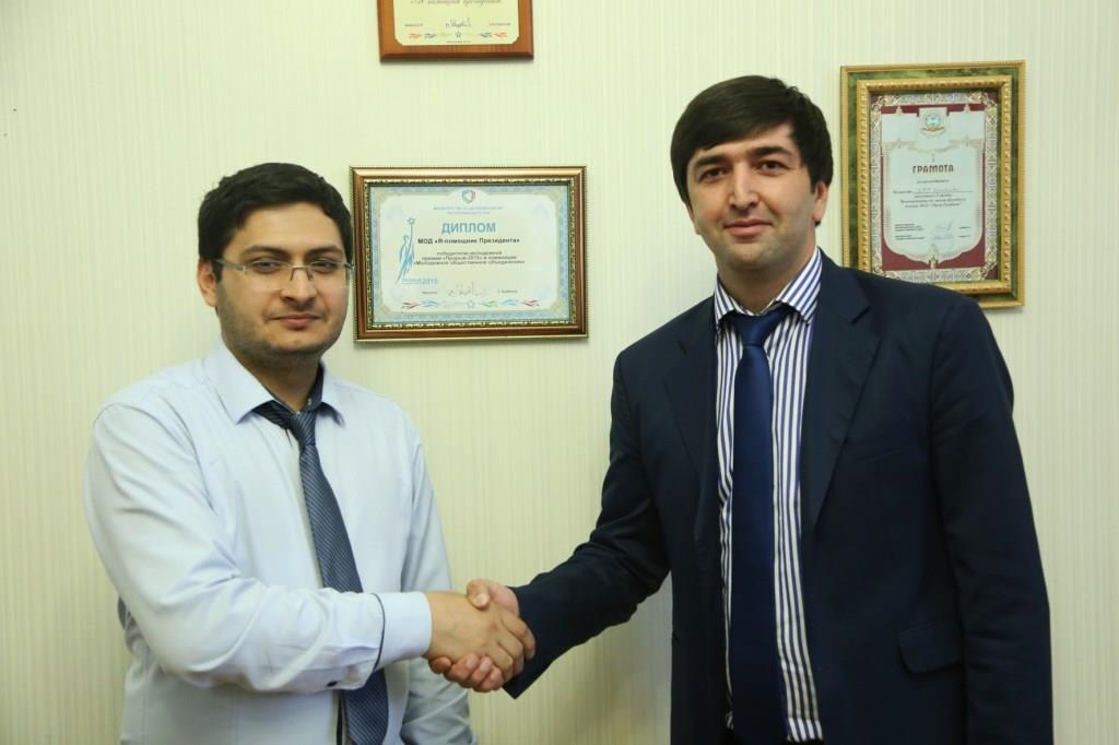 Новым руководителем движения «ЯПП»стал Абдулмалик Мансуров