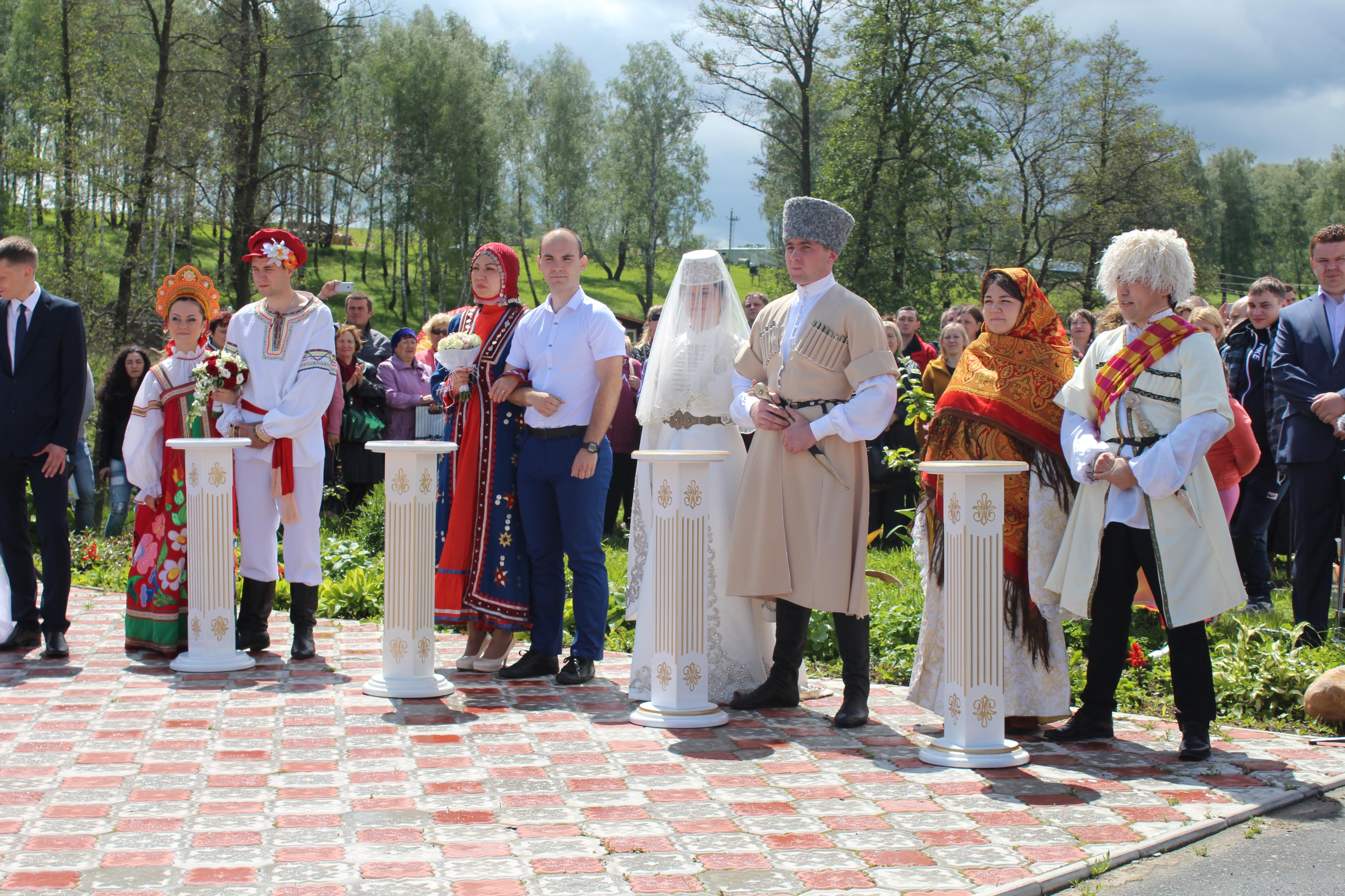 Гимн Дагестана звучал в Москве в День России