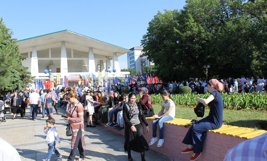 Активисты дагестанского ОНФ приняли участие в праздновании Дня России