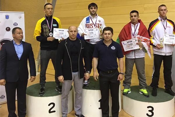 Сотрудники УФСИН России по Республике Дагестан стали чемпионами Европы по рукопашному бою