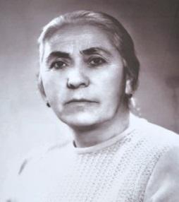 95 лет исполняется сегодня заслуженной артистке РСФСР Шагун Джафаровне Ибрагимовой