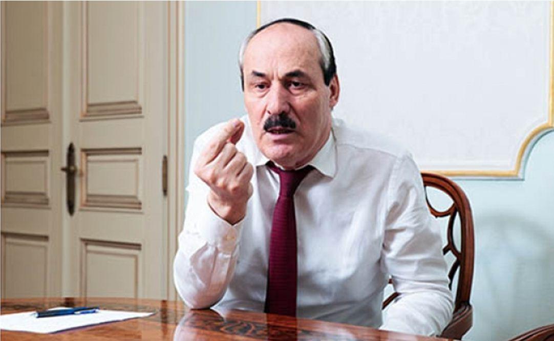 Рамазан Абдулатипов – РБК: «У нас одна партия – Дагестан»