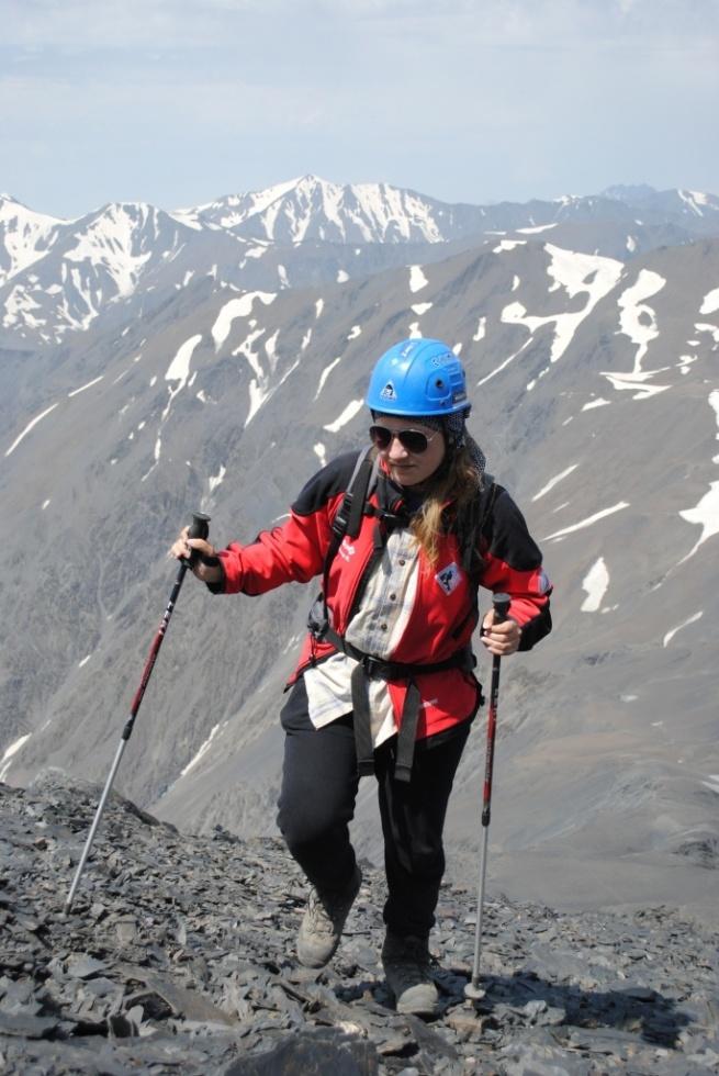 В горы - за адреналином