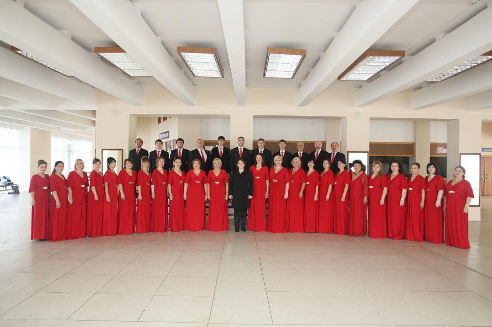 Вокальный ансамбль Государственного хора РД получил Гран-при на международном конкурсе-фестивале