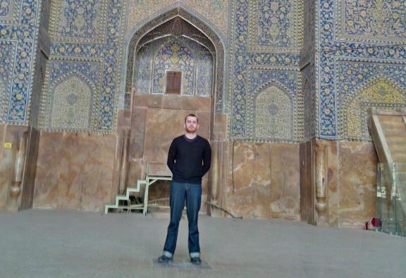 Эта  загадочная  Персия