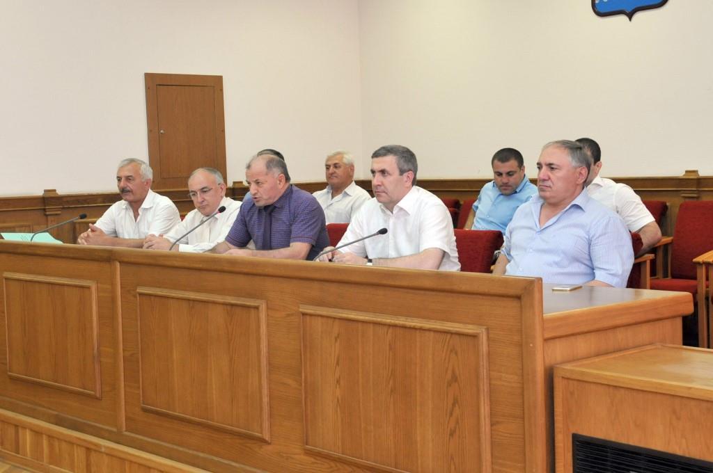 Подготовку к выборам обсудили в мэрии Махачкалы