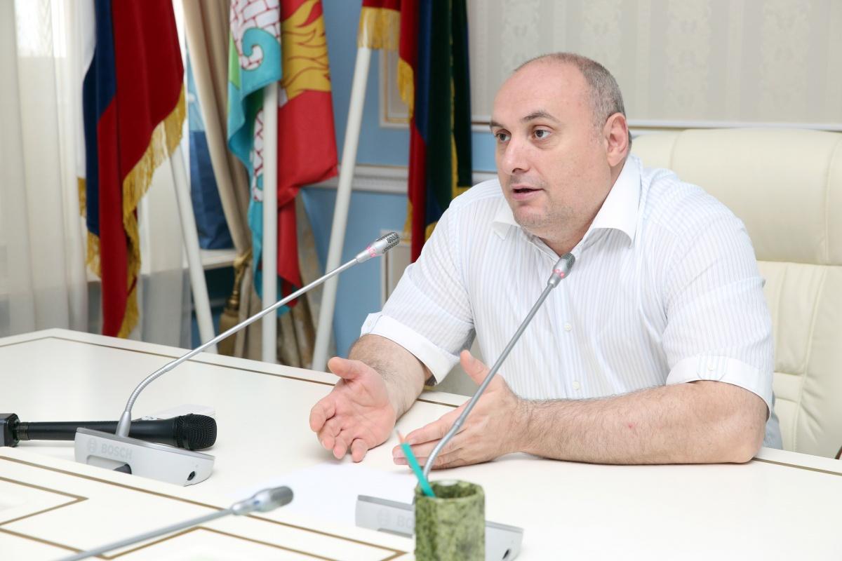 В мэрии столицы прошло заседание местного отделения партии «Единая Россия»