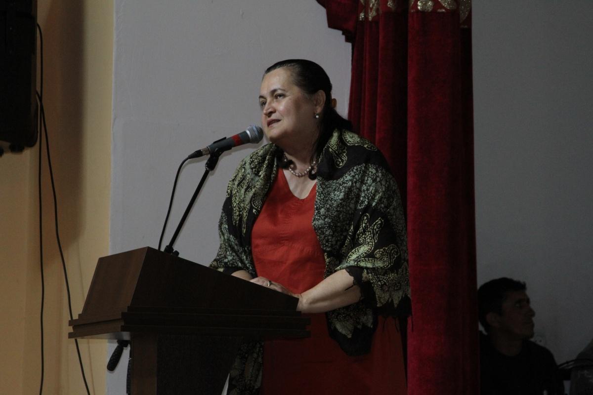 В Хунзахском районе состоялся праздник поэзии