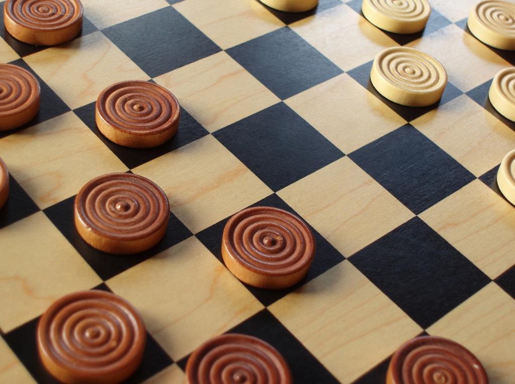 Лучшие в шашках
