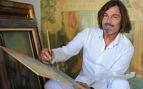 В Махачкале откроется выставка Никаса Сафронова