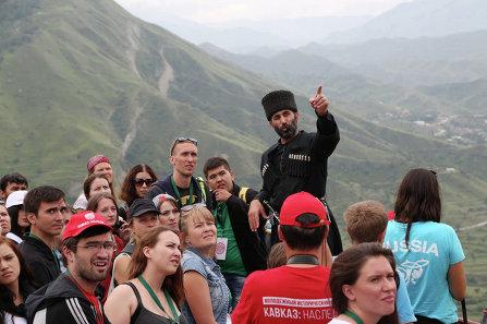Кавказ: наследие