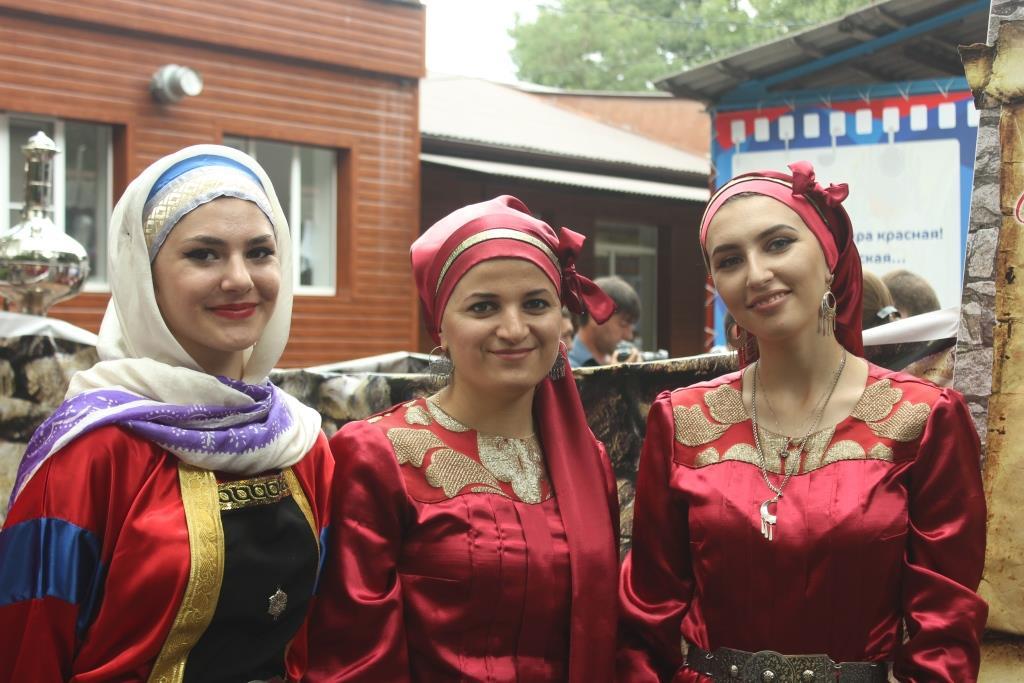 День Республики Дагестан на форуме «Машук»