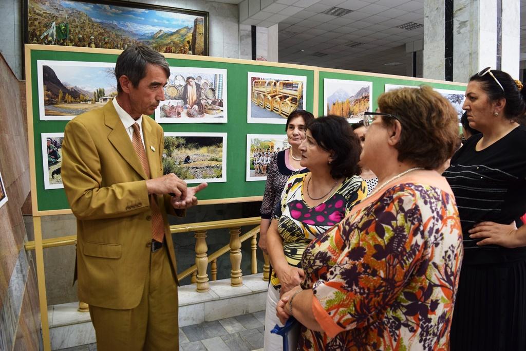 Лики Таджикистана