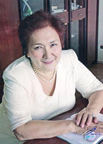 70 лет Бийке Кулунчаковой