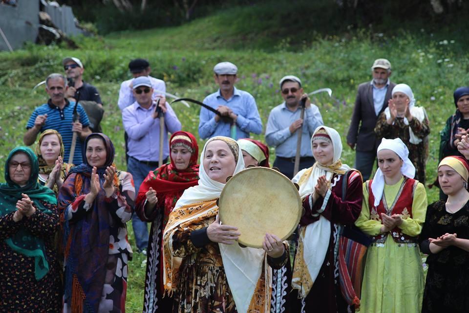 Дни народного творчества Дагестана проходят в Венгрии