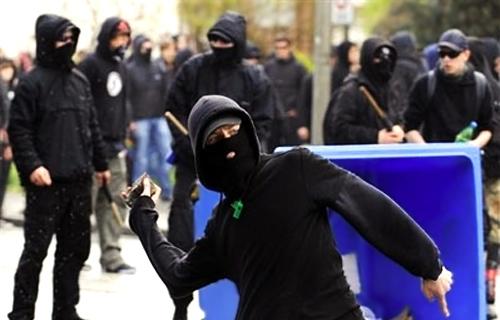 Осторожно: радикализм!