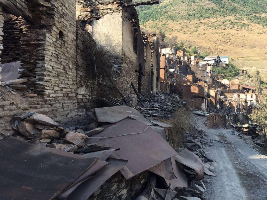 «Дагестанская сетевая компания» решит вопрос с электроснабжением пострадавшего от пожара села Мокок
