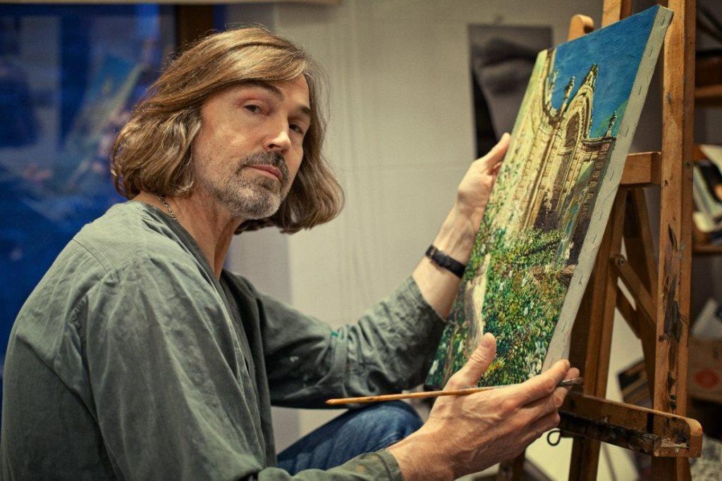 В Махачкале пройдёт персональная выставка Никаса Сафронова