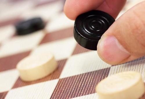 На шашечной доске 02.08.2016
