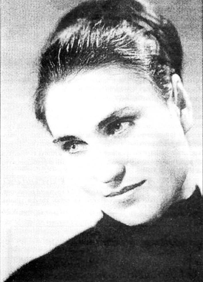 80 лет Марьям Дандамаевой