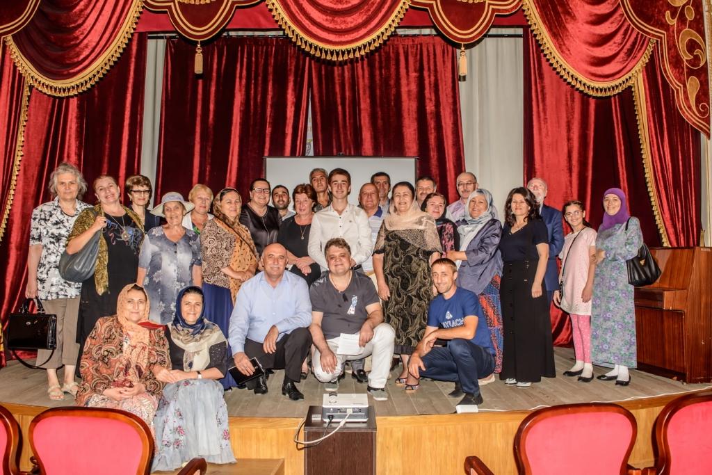 В Театре поэзии состоялся показ фильма «Мой Дагестан. Исповедь»