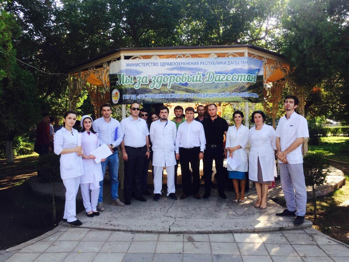 Акция «Всемирный день оказания первой медицинской помощи»