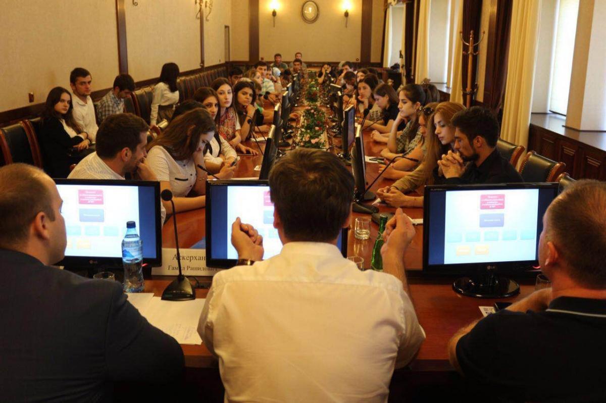 Совещание с представителями органов студенческого самоуправления прошло в ДГМУ